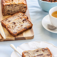 Banana, Hazelnut & Chocolate Chunk Loaf