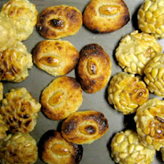 Panellets - Catalan Potato Cookies