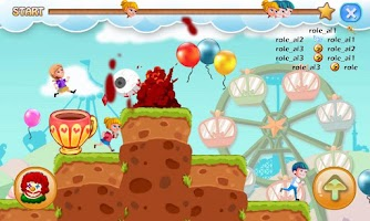 Screenshot of Mega Rush