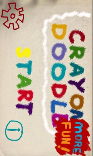 Crayon Doodle FREE