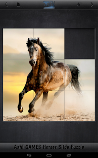 Aah! Games Free Horse Puzzles - screenshot