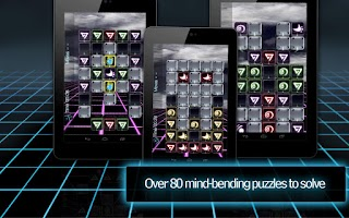 Screenshot of Vex Blocks free
