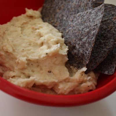 White Bean and Cheese Dip