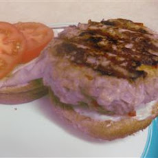 Low Fat Turkey Burgers