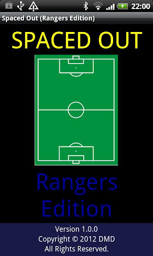 Spaced Out Rangers FREE
