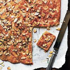 Honey-Almond Focaccia with Rosemary