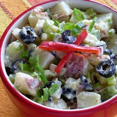 Ripe Olive Potato Salad