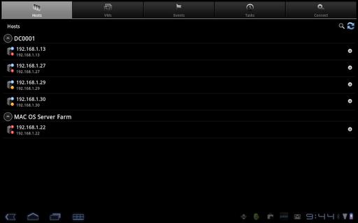 IVMControl - screenshot