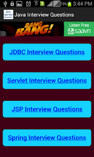 Java Interview Question - screenshot