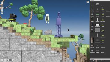 Screenshot of Principia
