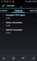 Screenshot of BHive Google Tasks Free
