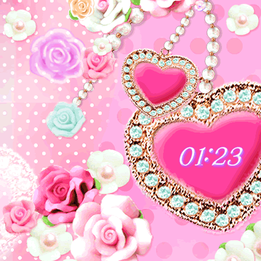 Sweet Flower ライブ壁紙 個人化 App LOGO-APP試玩