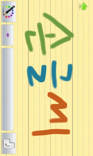 無料工具AppのFinger Letter : HandWriting|記事Game