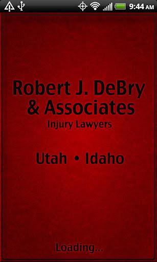 Robert J. DeBry-Injury Lawyers
