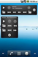 Screenshot of MortPlayer Widgets