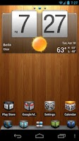 Screenshot of Cube Theme 4 Go Launcher Ex