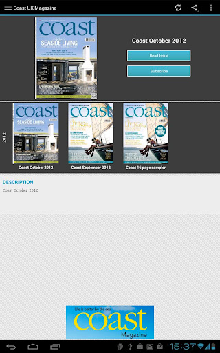 British Coast Magazine