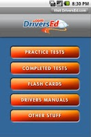 Screenshot of Drivers Ed Texas