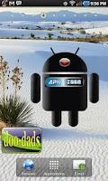 Screenshot of Droid APK 2008 doo-dad