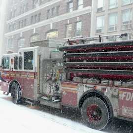 FDNY by Rob Kovacs - Novices Only Street & Candid