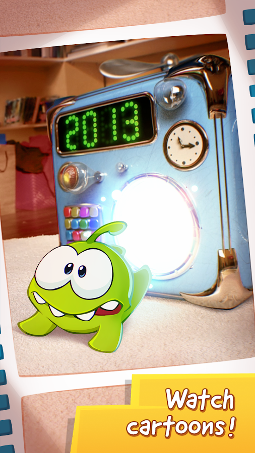 Cut the Rope: Time Travel HD Screenshot 10