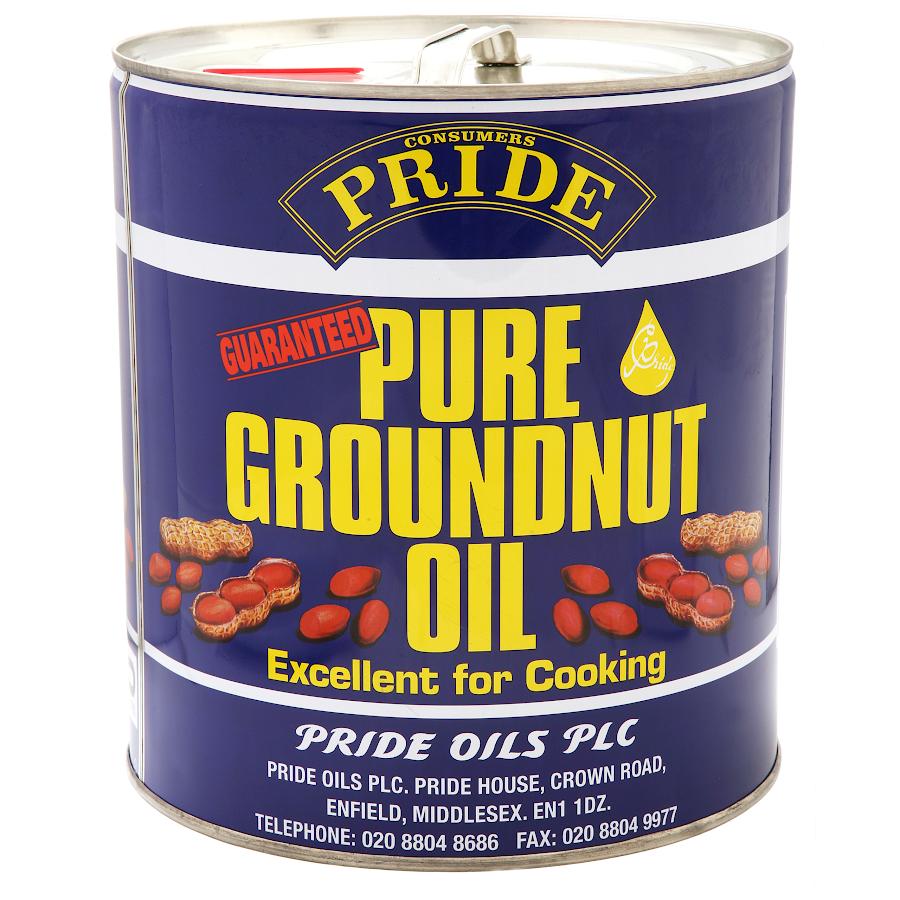 Pride Groundnut Oil