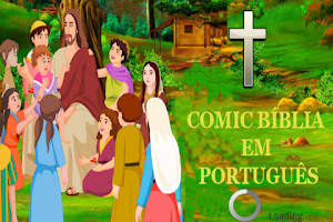 Screenshot of Comic Bible In Portuguese