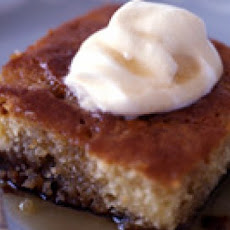 Maple Pudding Cake