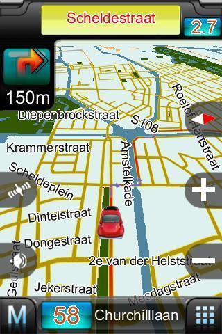 whereMap Netherlands Data