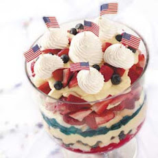 Patriotic Trifle Recipe