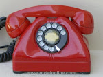 Desk Phones - Connecticut Red $250