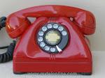 Desk Phones - Connecticut Red