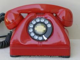Desk Phones - Connecticut Red 1