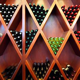 Wine Store by Sanjib Paul - Food & Drink Alcohol & Drinks ( wine, red wine, white wine, bottle, sonoma )