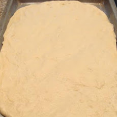 Pizza Dough (bread Machine)