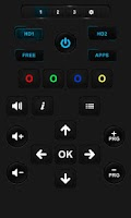 Screenshot of Telecommande Freebox V5