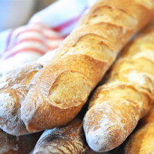 French Bread Baking