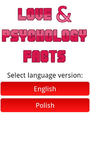 Love Psychology Facts