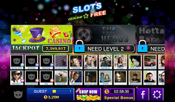 Screenshot of SLOT™Party Casino