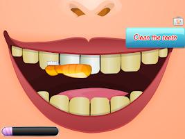 Screenshot of Baby Health Check Girls Games