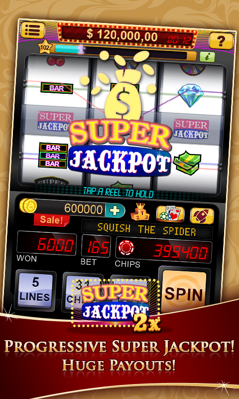 Slot Machine+ Screenshot 3