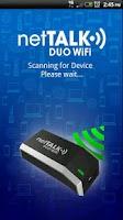 Screenshot of DUO WiFi Scanner