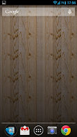 Screenshot of Wood Wallpapers
