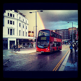 Moments of magic.....london! by James Harrison - City,  Street & Park  Street Scenes