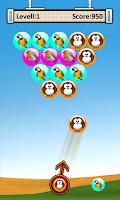 Screenshot of Bird Bubble Shooter