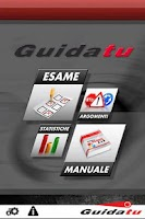 Screenshot of Quiz Patente e Manuale LITE