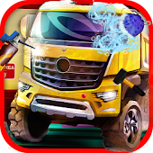 Game Truck Wash && Repair Workshop APK for Kindle