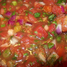 Out of This World Homemade Salsa
