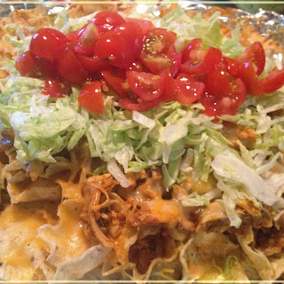 Crock-Pot Nacho Chicken
