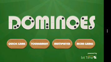 Screenshot of Dominoes